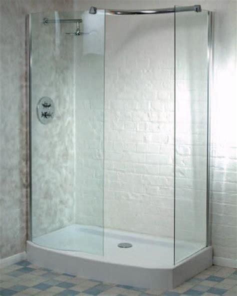 Complete Shower Enclosures - complete walk in shower enclosure tab c 94tws truerooms