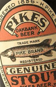 pikes genuine stout oh beautiful beer With beer label stickers