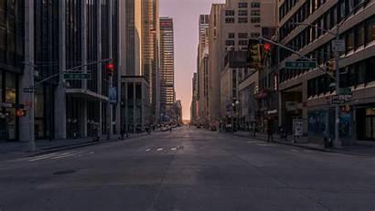 4k York Wallpapers Empty Street Roads