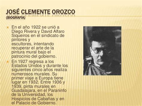 David Alfaro Siqueiros Murales by Jos 233 Clemente Orozco