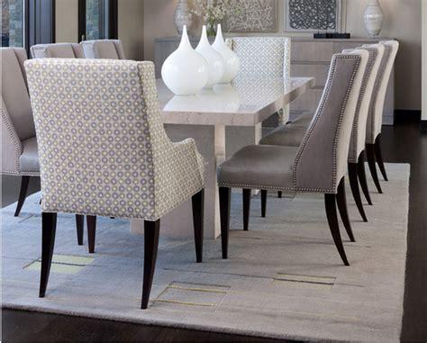 chaises pour salle à manger chaises de salle a manger design cuir