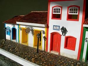 Casa Do Imagin U00e1rio   Maquete