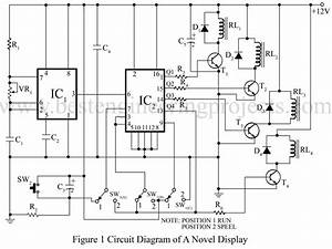 Running And Spellar Effects Of Light Circuit