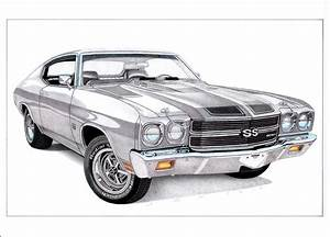 Chevelle Drawings Gallery