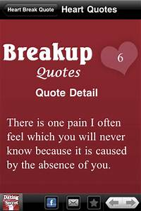 Break Up Quotes... Upwith Quotes