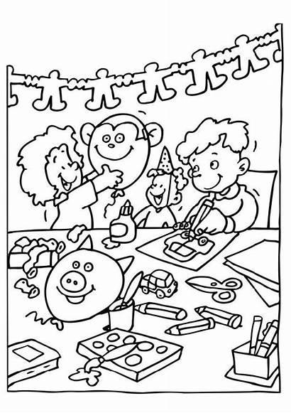 Coloring Crafts Arts Para Colorear Dibujo Manualidades