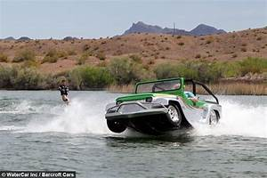 Watercar  Amphibious Vehicle Can Switch From Car To Boat