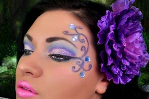 fairy makeup - YouTube