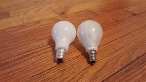 Lighting what size bulb replaces these in a harbor beeze