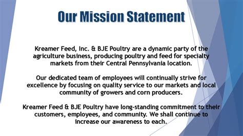 mission statement values nature s best organic feeds