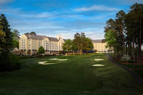 washington duke inn golf club  durham luxury hotel
