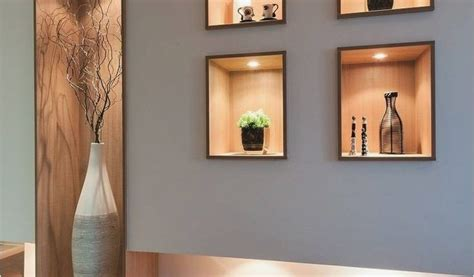 Decorating Ideas For Niches by Square Wall Niche Decorating Ideas The Romancetroupe Design