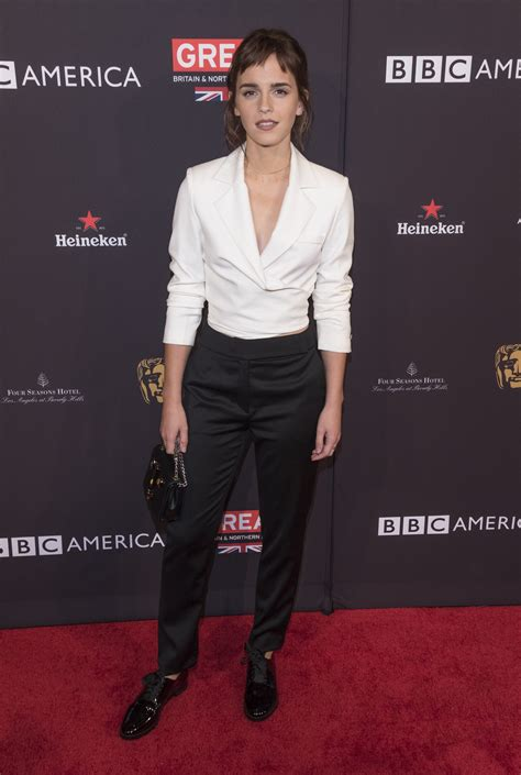 Looks That Consolidate Emma Watson Red Carpet Icon