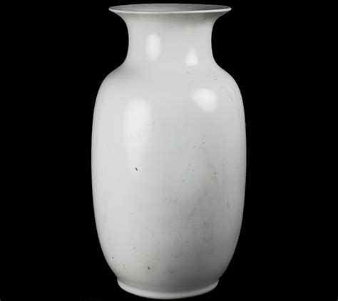 White Vase by Vase With Immortals Or1211002 Second