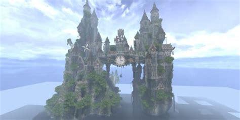 clockwork isle castle minecraft building