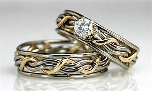 non traditional engagement rings etsy wwwpixsharkcom With traditional wedding rings