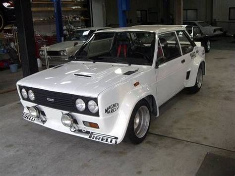 Fiat 131 Abarth For Sale by 1976 Fiat 131 Abarth Rally For Sale Car