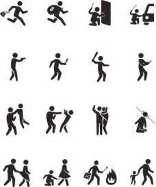 stehlen design crime activities icons illustration vektorgrafik thinkstock