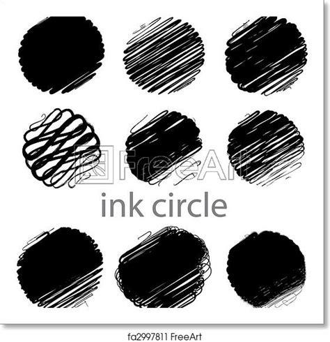 Paint brush stroke bundle svg, paint brush svg, keychain svg, paint splatter svg, paint stroke svg, brush stroke clipart, watercolor svg, paint svg, files. Circle Brush Stroke Vector at Vectorified.com   Collection ...