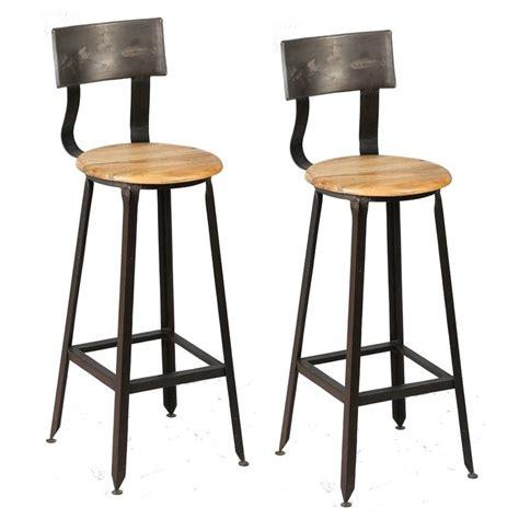 chaises alinea cuisine chaise bar metal design en image