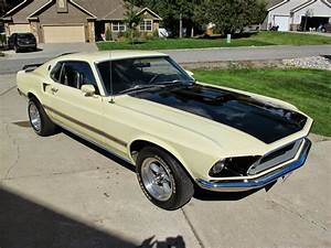 1969 Ford Mustang Mach 1 - 351 Cleveland ~ For Sale American Muscle Cars