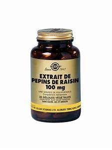 Solgar Grape Seed Extract 100mg 30 Vegetable Capsules