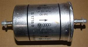 1j0201511a  7 Oem Vw Audi Gas Fuel Filter Beetle Golf Jetta A4 Tt