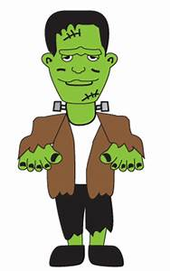 Web E Wanda's How To Draw A Cartoon Frankenstein