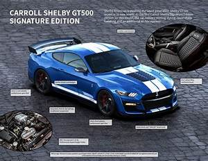 The Shelby GT500 Signature Edition Adds 40 Horsepower