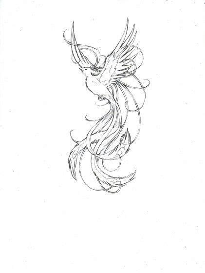 Phoenix. Feminine and delicate. | Tattoos | Rebirth tattoo, Phoenix tattoo design, Phoenix