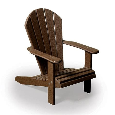 amish seaaira kid s poly adirondack chair