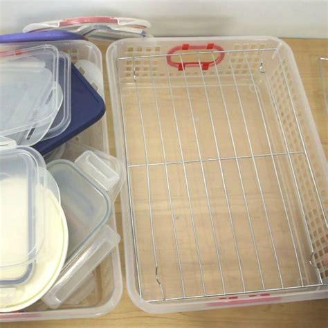 organize  plastic containers   brilliant tips hometalk