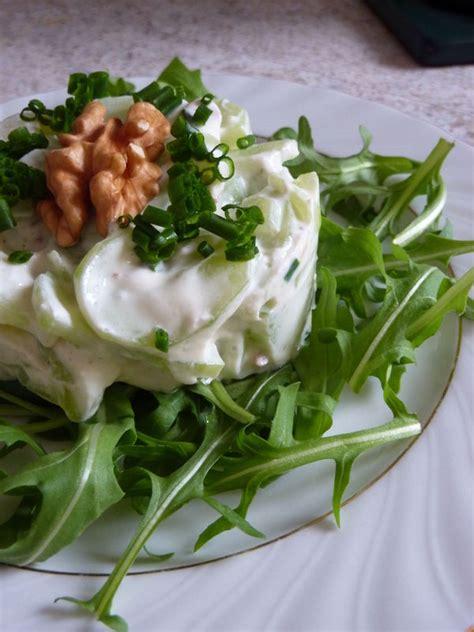 salade de pates au boursin salade de concombre au boursin et noix un deux trois petits plats