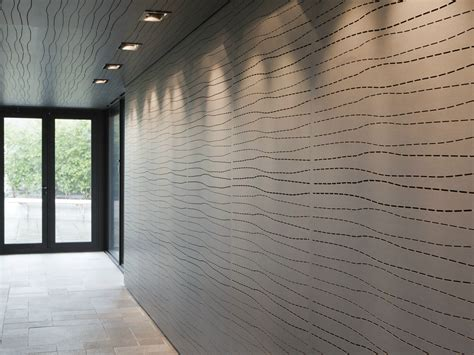 laminate wall covering acoustic laminate wall tiles obersound 5 5 by oberflex 174 design 5 5 designstudio agence