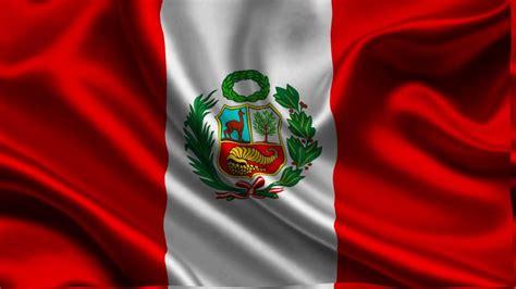 Bandera del Perú. - YouTube