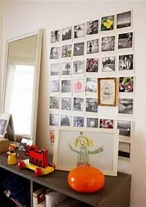 Wandgestaltung Mit Fotos : mein bunter flur ideen f r eine wandgestaltung ~ Frokenaadalensverden.com Haus und Dekorationen