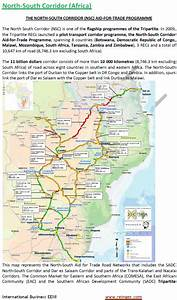 North-South African Transport Corridor, Course, SADC EAC ...
