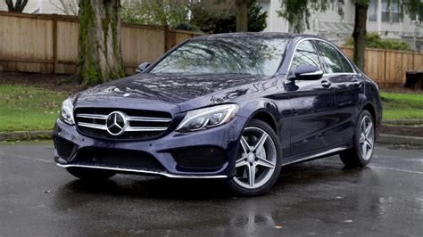 2015 Mercedes-Benz C400 Review - AutoNation - YouTube