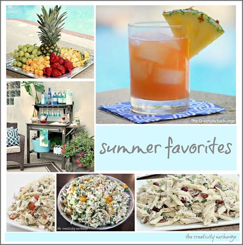 Favorite Summer Recipes And Outdoor Entertaining Ideas