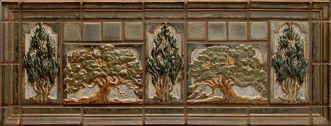 Terra Firma, Ltd. Handmade Arts and Crafts Tile