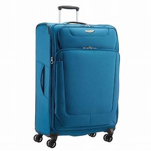 Koffer Zum Rollen : samsonite spark 4 rollen 79 29 exp erweiterbar trolley koffer reise schwarz blau ebay ~ Markanthonyermac.com Haus und Dekorationen