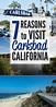 7 Reasons to Visit Carlsbad, California | Simply Shellie