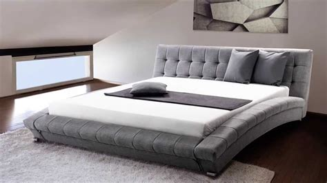 King Bed Frame Gray by How Big Is A King Size Bed Frame Bedroom Decoration