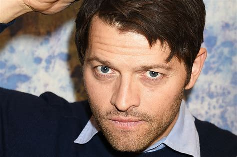 pictures of 7 excellent pictures of misha collins at the hollywood collectors convention