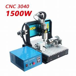 Mingda Curving Machine CNC 3040 1500W Engraving Machine