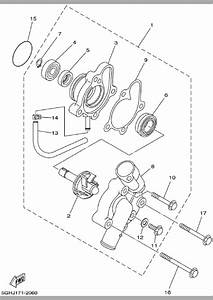 Yamaha Big Bear 350 Engine Parts Diagram