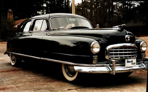 1949 Nash Ambassador - Information and photos - MOMENTcar