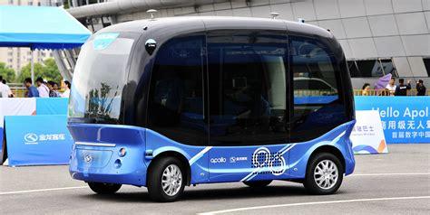baidu enters japan s self driving market with softbank