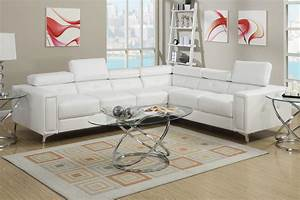 White metal sectional sofa steal a sofa furniture outlet for Sectional sofa los angeles ca