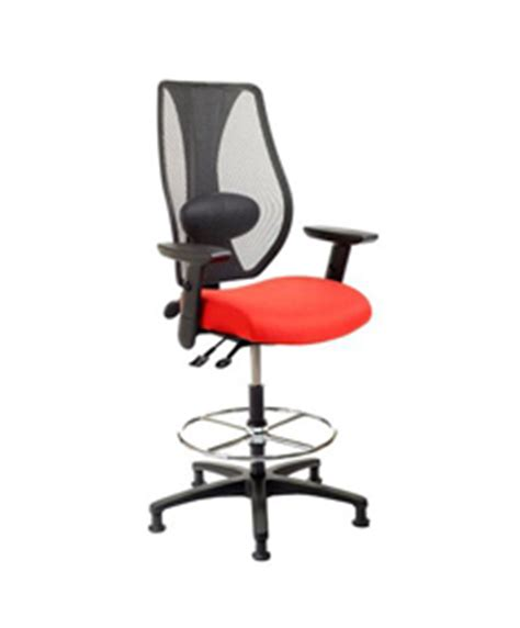 ergocentric tcentric hybrid counter height chair 247ergo